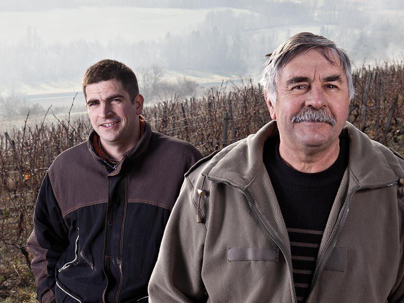 Xavier et Jacques ABONNAT
