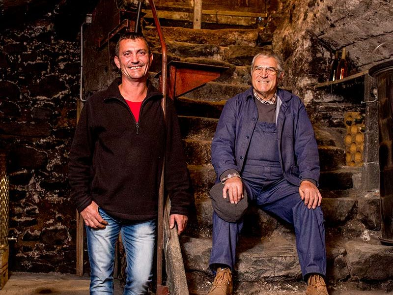 Christian et Lionel LIEVAIN