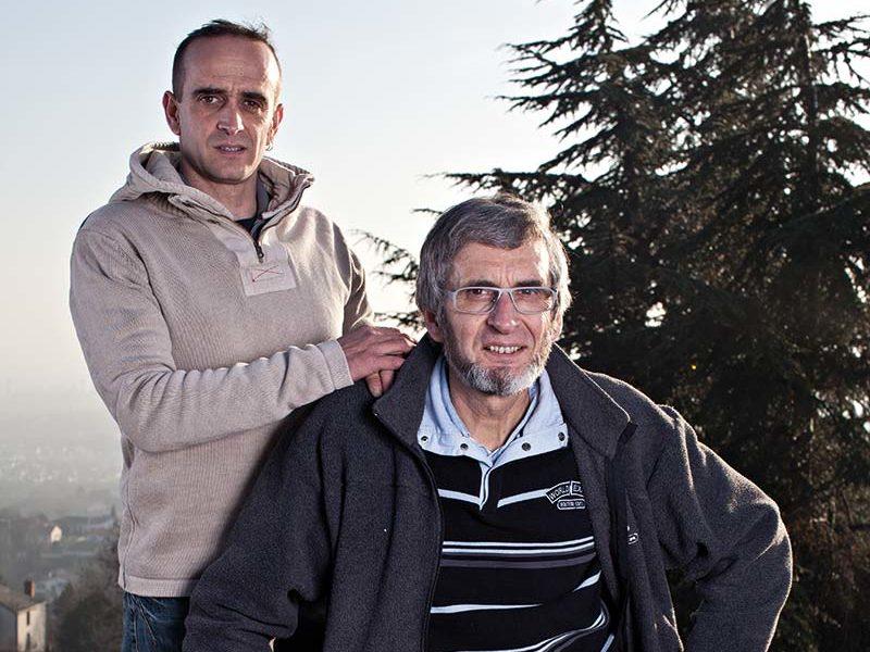 David et Roland ROUGEYRON