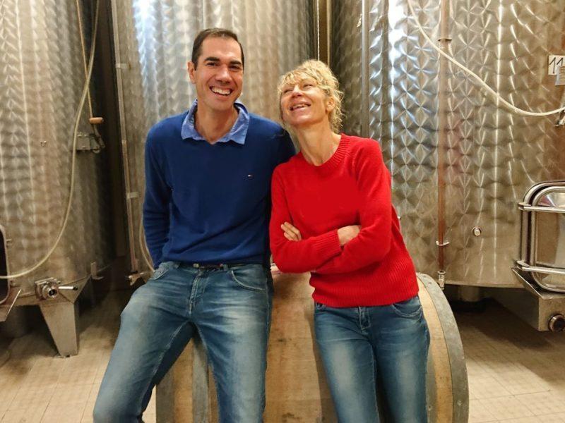 Agnès et Samuel GATINOIS